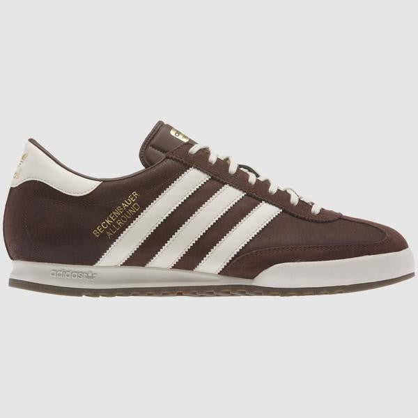 adidas Originals Beckenbauer - Brown - side