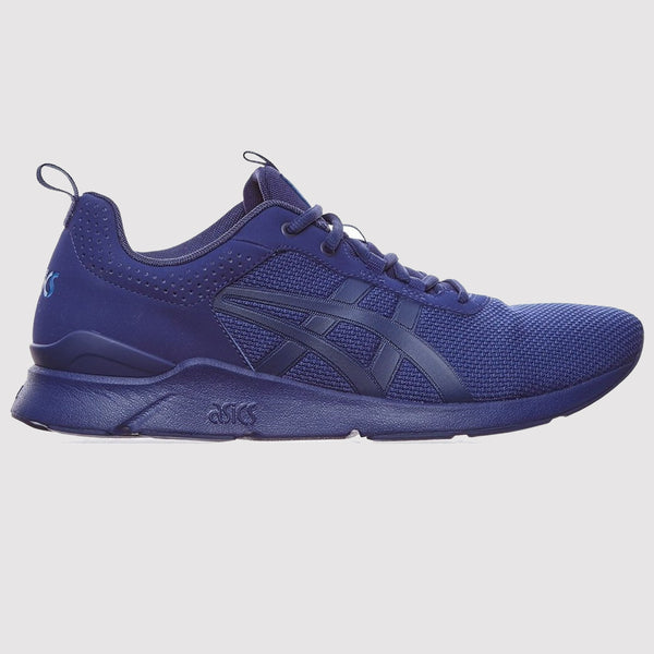 Asics Gel Lyte Runner Trainers - Blue - Side