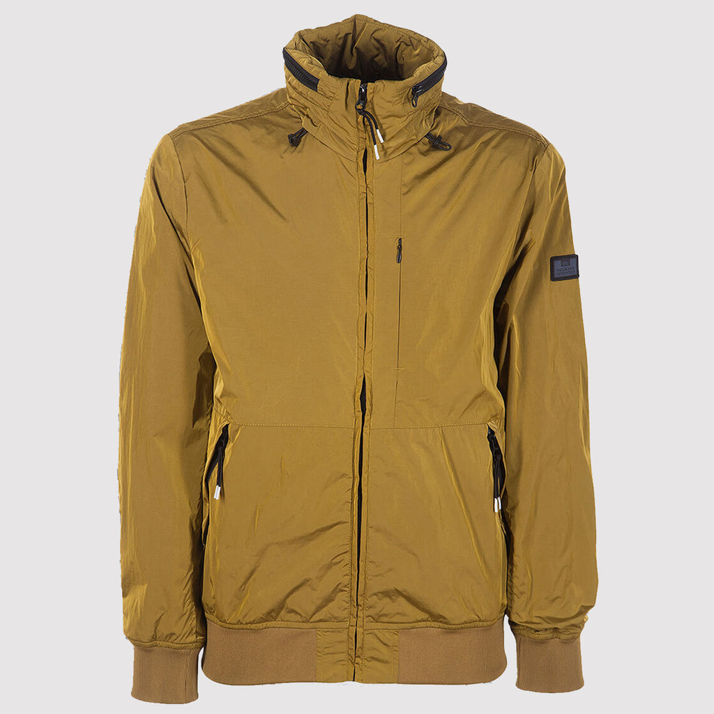Weekend Offender Singapore Sling Jacket - Ochre Yellow - Front