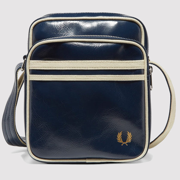 Fred Perry Classic Side Bag - Navy