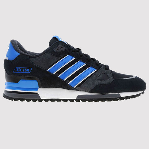 adidas Originals Men's ZX 750 Trainer - Black