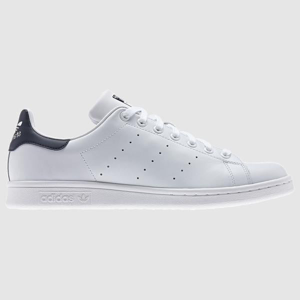 adidas Originals Men's Stan Smith Trainers - White/Black - side