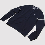 Weekend Offender Tarset Sweatshirt - Navy - full