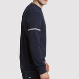 Weekend Offender Tarset Sweatshirt - Navy - side