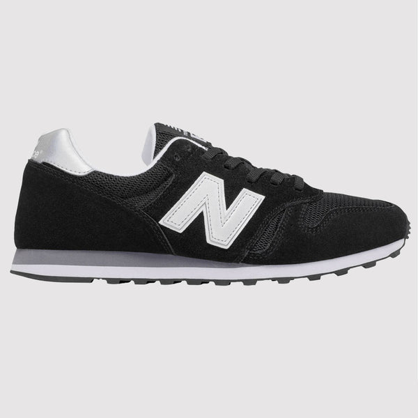 New Balance 373 Trainers - Grey - Side
