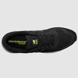 New Balance 420 Trainers - Black - Top