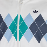 adidas Originals Argyle Ivan Lendl Track Top - White - Detail