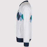 adidas Originals Argyle Ivan Lendl Track Top - White - Side