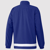 adidas Chelsea FC Presentation Jacket - Blue - Back