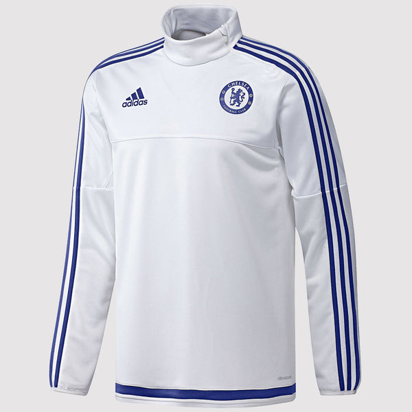 adidas Chelsea FC Training Top - White - Front