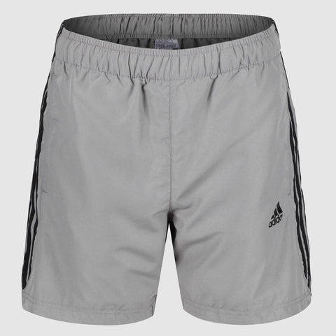 adidas 3 Stripes Chelsea Shorts - Grey
