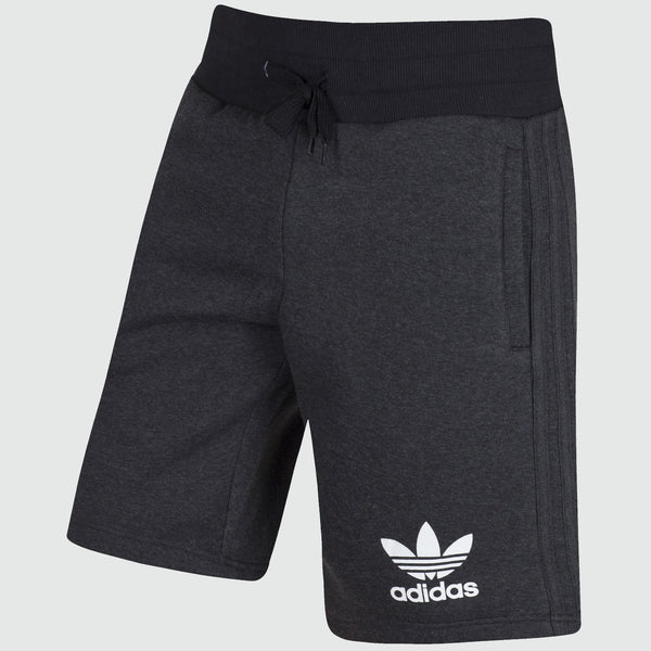 adidas Originals Sport Essential Shorts - Black - Main View