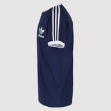 adidas Originals California Essentials T Shirt - Navy - side