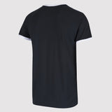 adidas Originals California Essentials Tee - Black - Back View