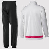 adidas Juventus Presentation Track Suit - White - Back