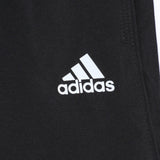 adidas 3 Stripes Chelsea Shorts - Black/White - logo