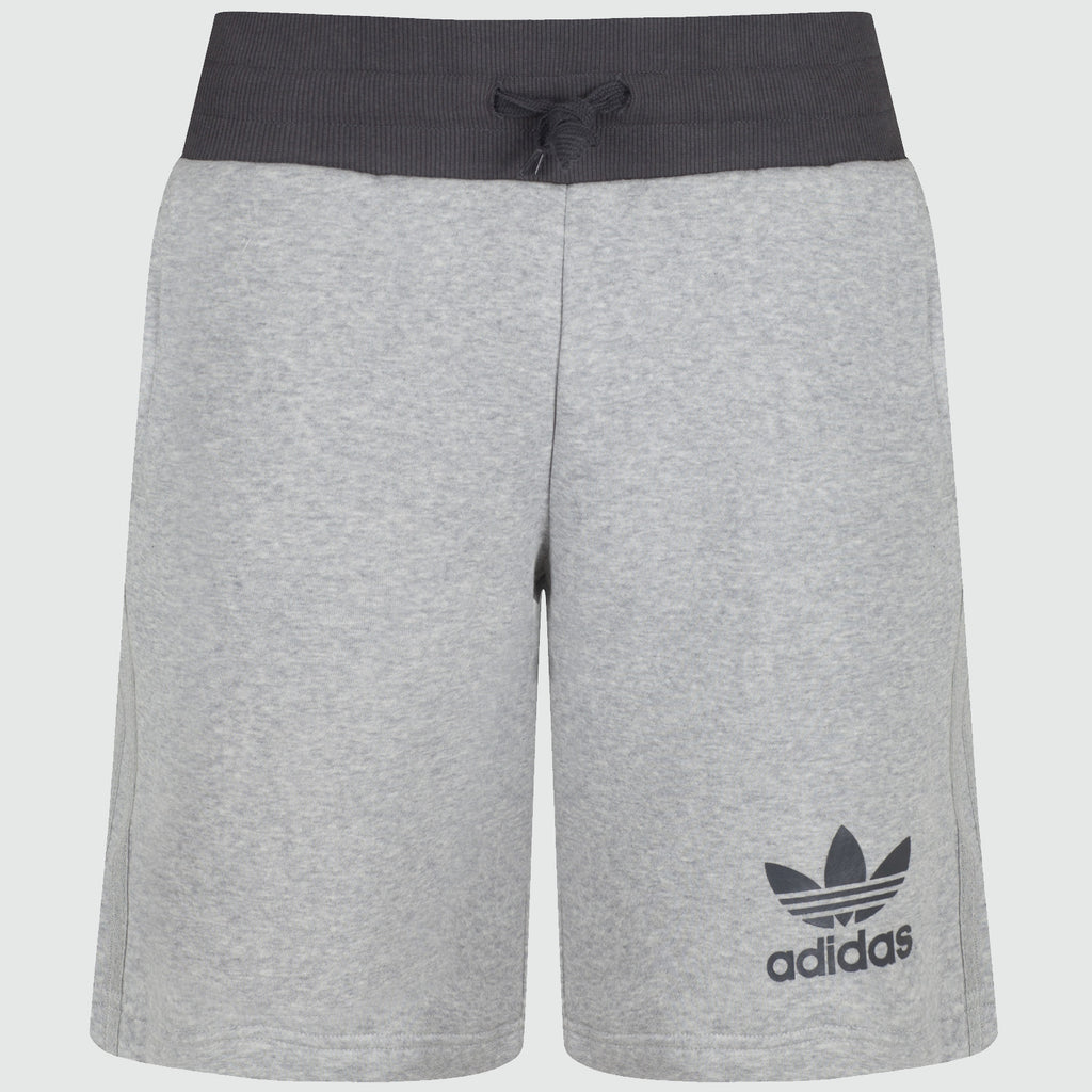 adidas Originals Sport Essential Shorts - Grey - front2