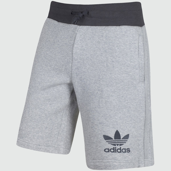 adidas Originals Sport Essential Shorts - Grey - front1