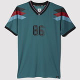 adidas Originals Silas Copa Germany Jersey - Green - Front