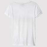 adidas Originals Womens Germany Retro T Shirt - White - Back