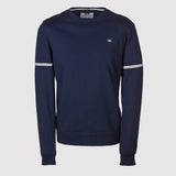 Weekend Offender Tarset Sweatshirt - Navy - front2