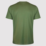 Vision Street Wear Men's Sneaker Tee Shirt - Green - back