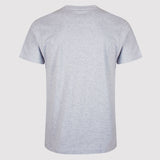 Vision Street Wear Men's Sneaker Tee Shirt - Light Grey - back