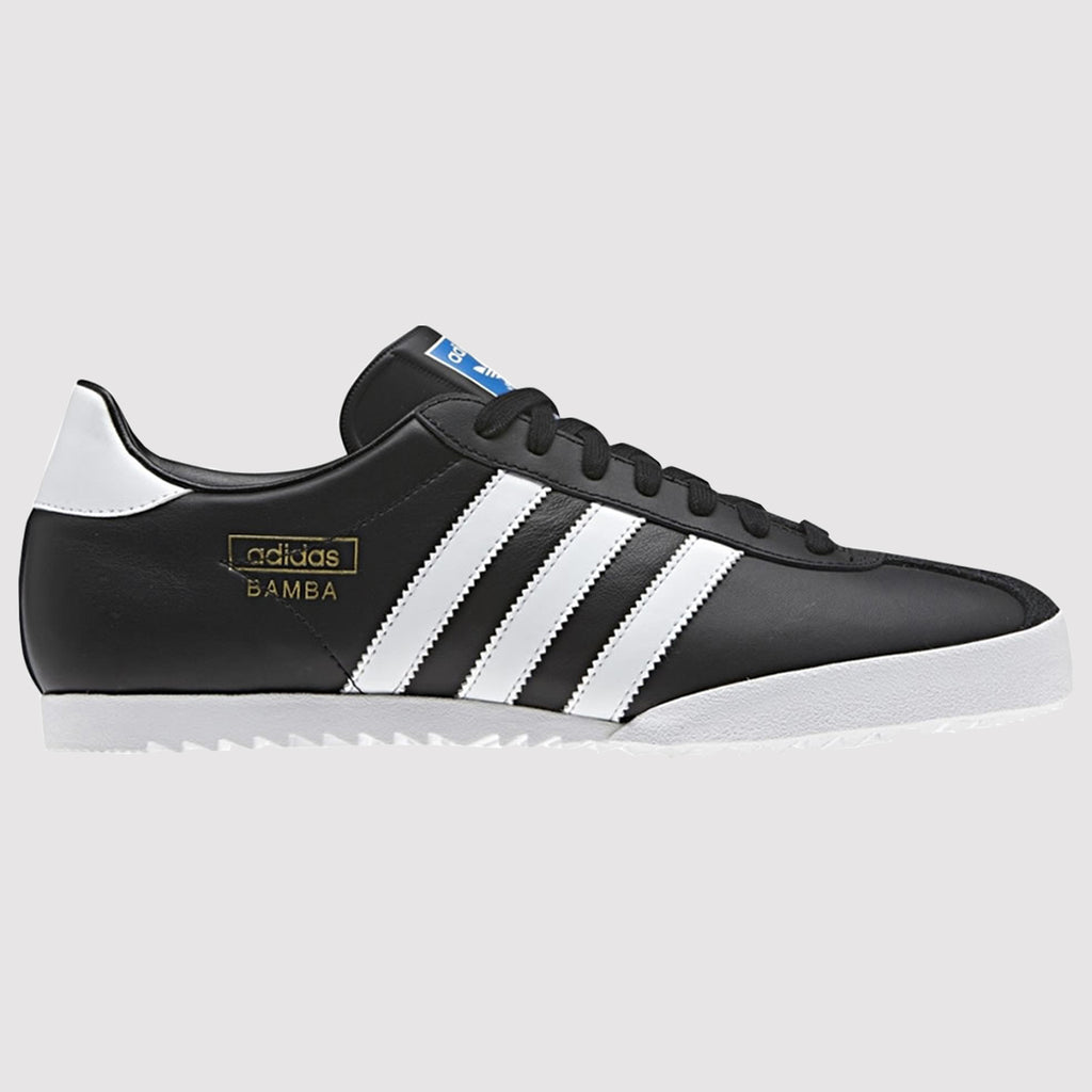 adidas Originals Bamba Trainers - Black