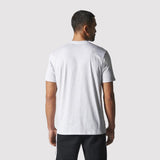 adidas Brooklyn Nets Fan Wear T Shirt - Grey - back