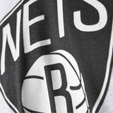 adidas Brooklyn Nets Fan Wear T Shirt - Grey - detail1