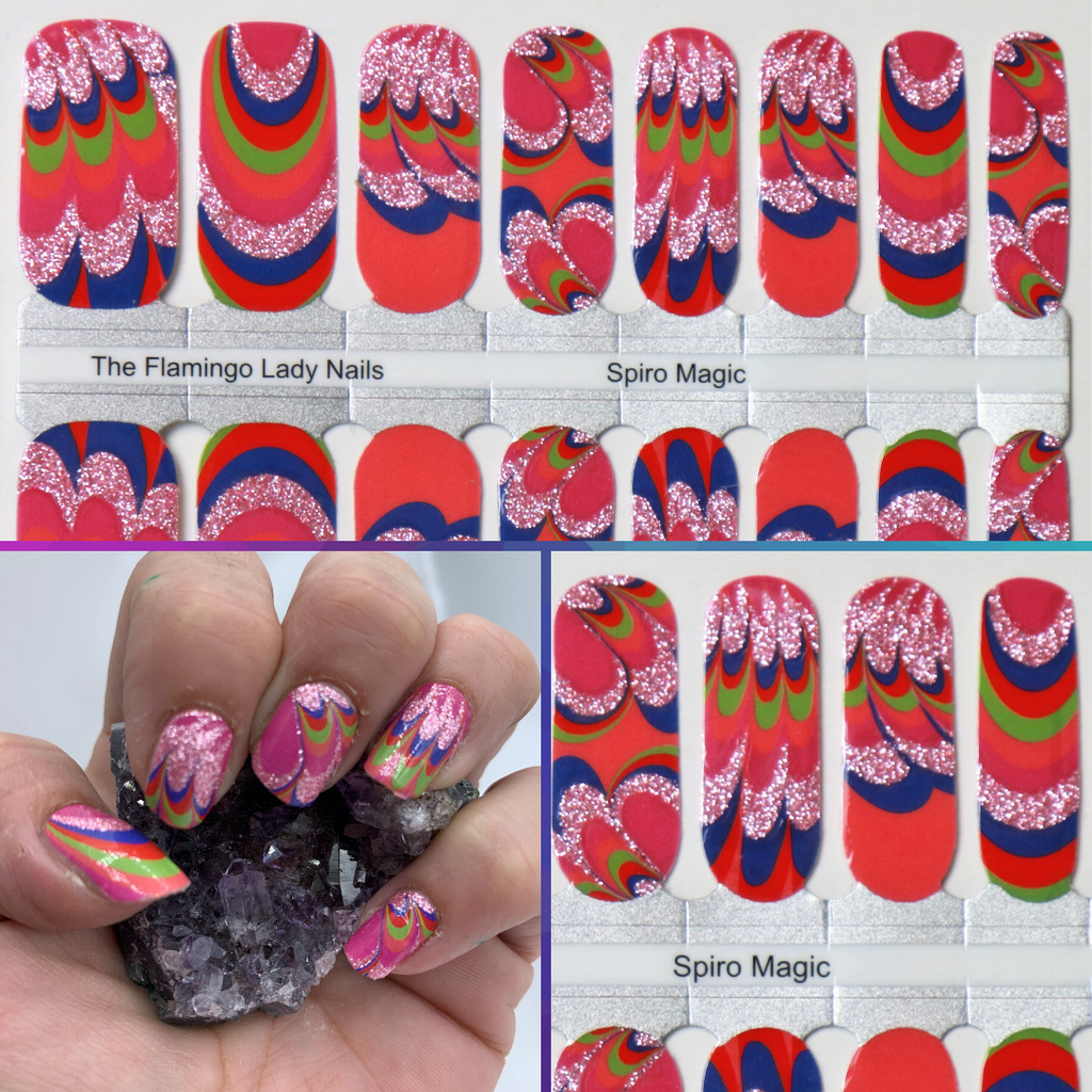 Spiro Magic Exclusively by TFLNails