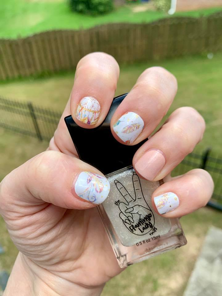 Sweet Dreams- A TFLNails Exclusive!