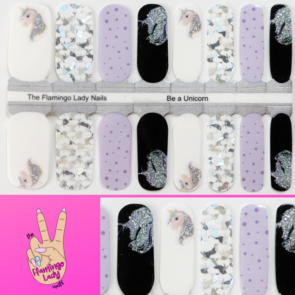 Be a Unicorn - A TFLNails Exclusive!