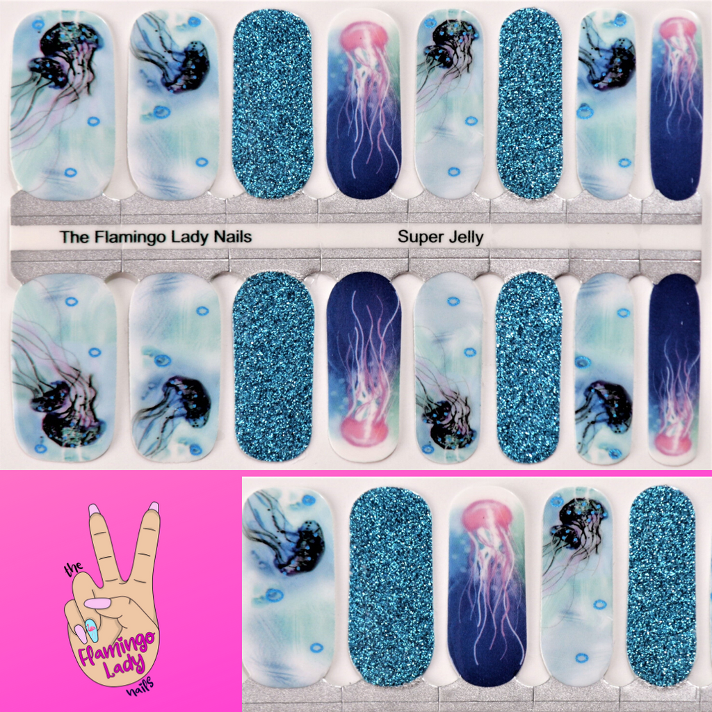 Super Jelly - A TFLNails Exclusive!