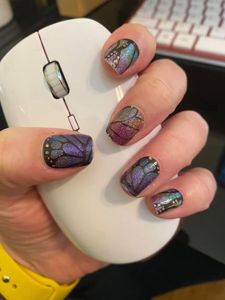 Fly Free Exclusively for TFLNails