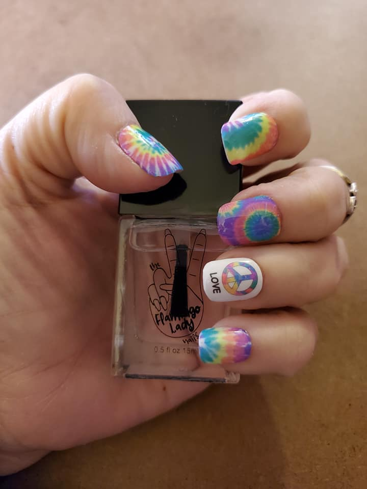 Peace, Love & Nails - A TFLNails Exclusive!