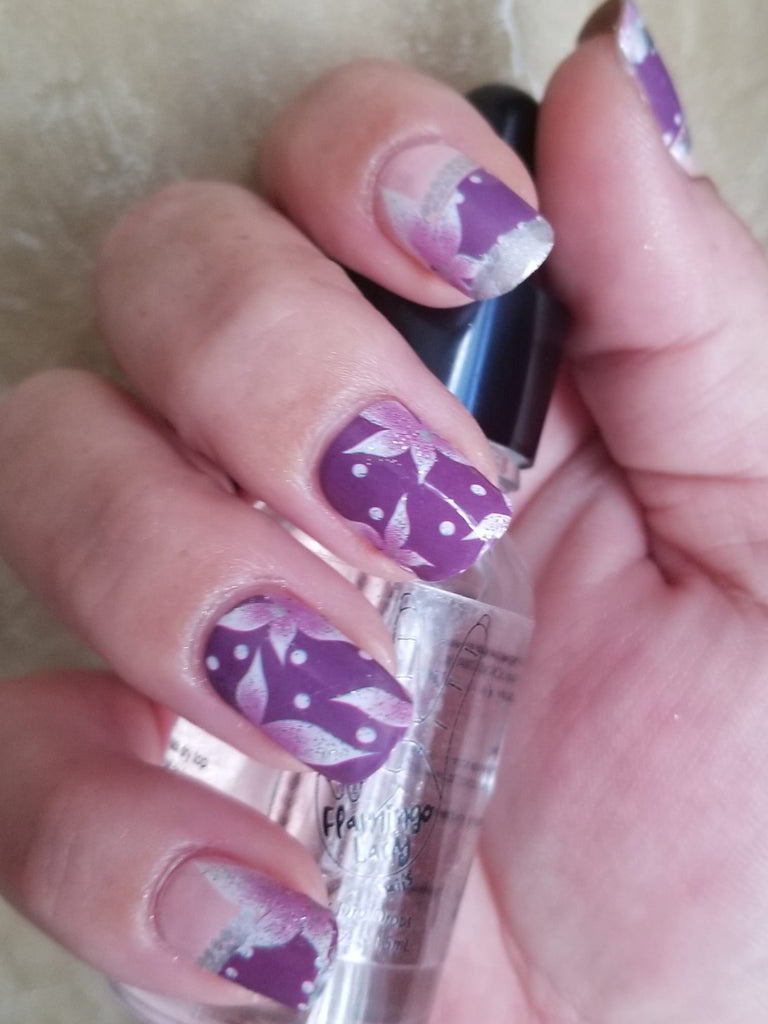 Orchid Love - A TFLNails Exclusive!