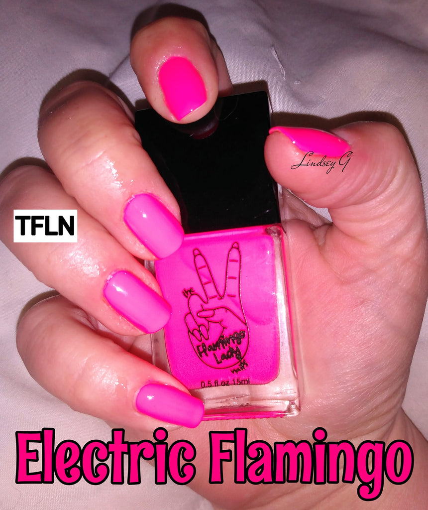 Electric Flamingo