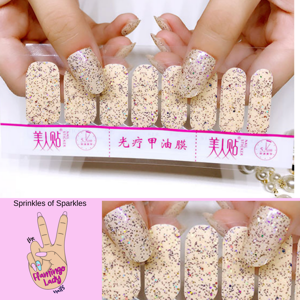 Fun & Fab Sprinkle of Sparkles