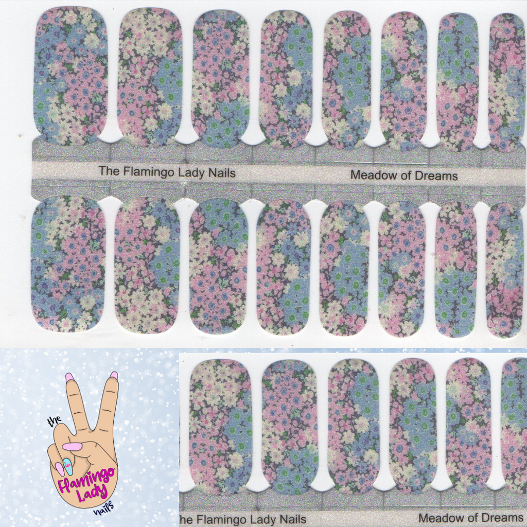 Meadow of Dreams - A TFLNails Exclusive!