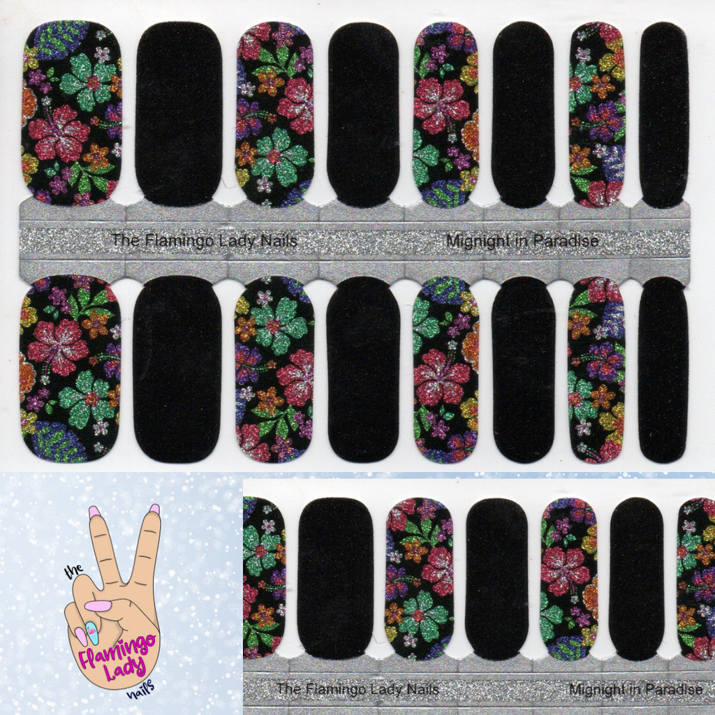 Midnight Paradise - A TFLNails Exclusive!