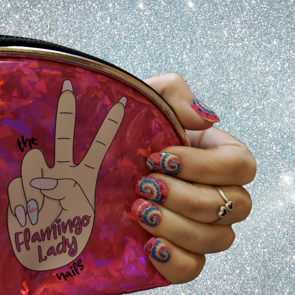 Hippie Chick - A TFLNails Exclusive!