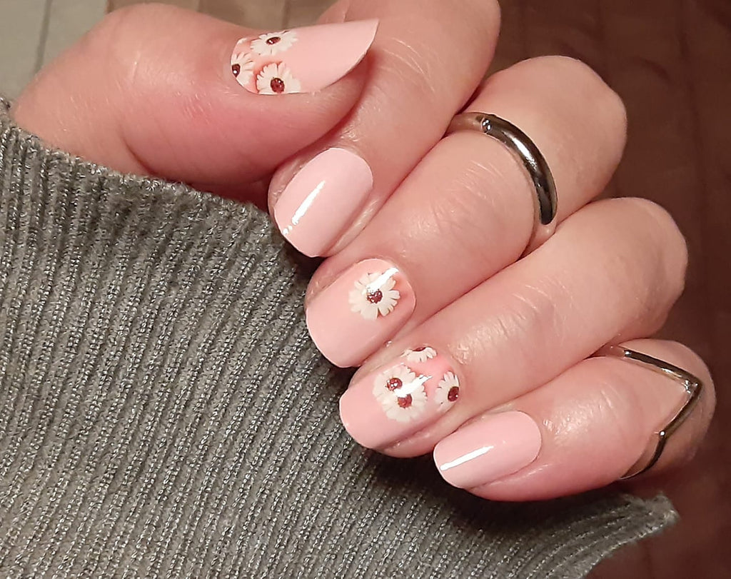 Wild Daisy- A TFLNails Exclusive!