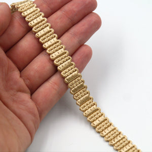 10mm Rayon Gimp Braid 6892