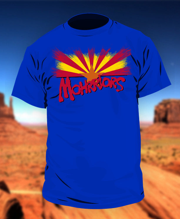 9. Arizona Mohrrior
