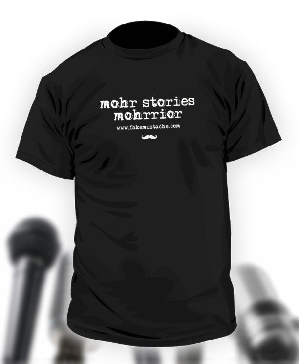 Mohr Stories - Mohrrior