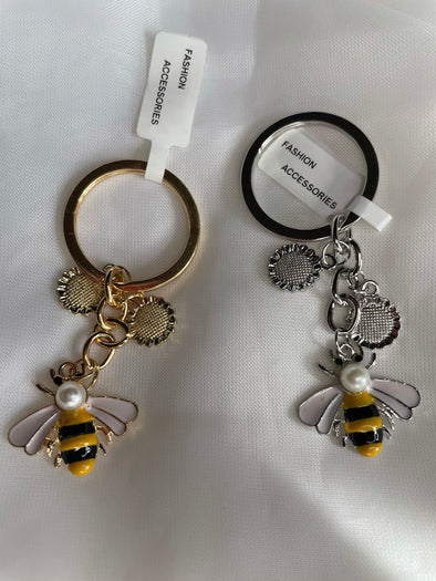 Head Bee in Charge Key Holder
