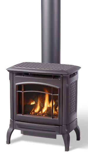 Hearthstone Stowe Direct Vent IPI Gas Stove