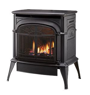 VERMONT CASTINGS INTREPID DV GAS STOVE