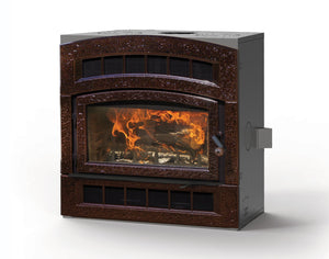 HEARTHSTONE WFP-75 MONTGOMERY WOOD ZERO CLEARANCE FIREPLACE